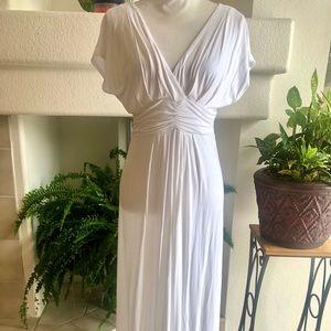 Iman Global Chic Luxury Resort Maxi Dress NWT